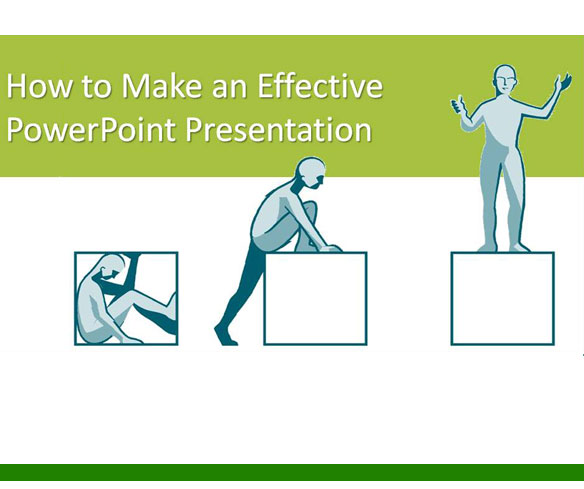 Making Efficient PowerPoint Delivering presentations -- Company