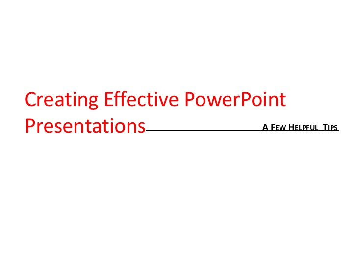 Steps to make an impact Together with your Powerpoint Demonstration.. -- Company
